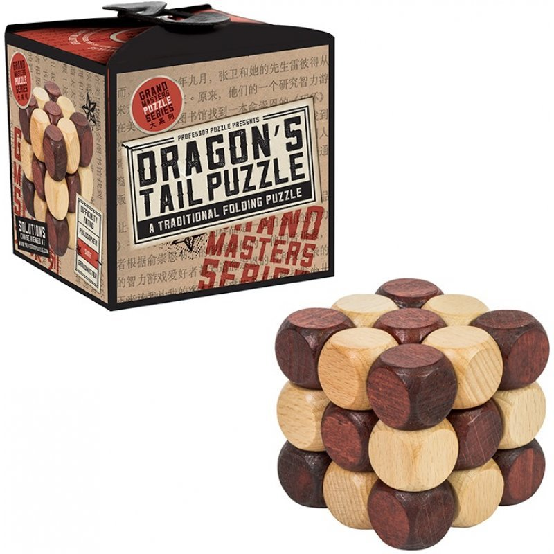 DRAGON΄S TAIL PUZZLE